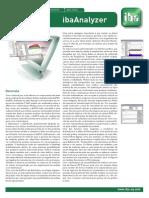 Work Flyer IbaAnalyzer v1.2 Pt A4
