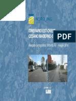 Sottopasso sud - ITINERARIO EST-OVEST  CESANO MADERNO-SEVESO Relazione sintetica