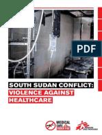 Rapport Artsen zonder Grenzen