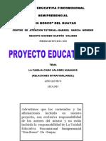 Proyecto Pastora
