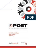 POET User Guide Version 1