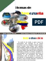 Biomas de Venezuela 1