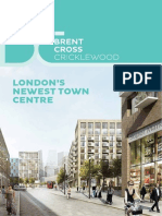 The Dysfunctional Brent Cross Dystopia (from Barnet's corrupt 2009 planning permission, and Hammerson clearing off)