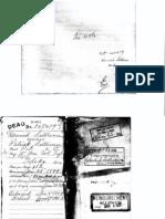 Patrick Sullivan Civil War Pension File