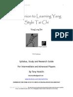 Yang Long Set - Intemediate and Advanced
