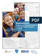 Restorative Justice Toolkit