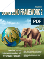 Using Zend Framework 2 Sample