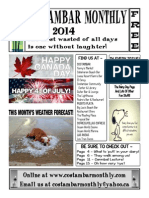 Costambar Monthly July 2014