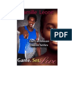 Game Set Love eBook excerpt