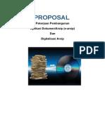 Proposal Arsip Digital