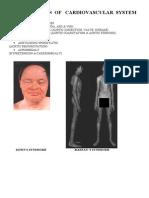 Examination of Cardiovascular System