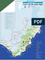 Mapa Senderos