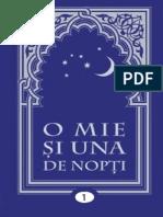 O Mie Si Una de Nopti - Vol 01