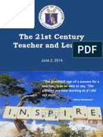 S 2 - 21st Century Teaching (Edited)