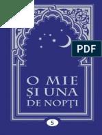 O Mie Si Una de Nopti - Vol 05