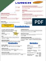 copy of nelscott cafe website menu