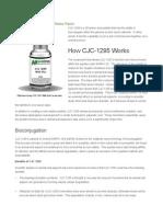 CJC-1295 – How It Works