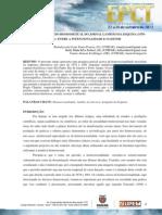 ARTIGO - Análise Do Discurso Homossexual No Jornal Lampião Da Esquina