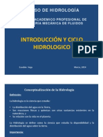 Clase 1-Modulo Ciclo Hidrologico