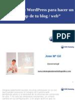 5 Plugins de WordPress para hacer un Backup de tu blog / web