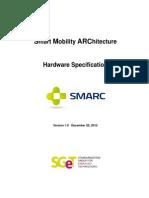 SMARC Hardware Specification V1p0