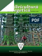 Revista Silvicultura Cinegetica 2013.32