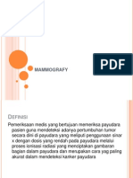 Mammografy