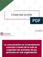 Comunicacion en La Empresa