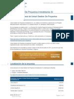 Unisol Gestion de Proyectos Inmobiliarios Sl (1)