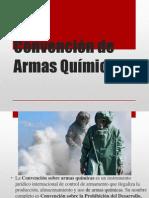 Convención de Armas Químicas