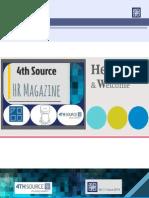 4th Source HR Magazine