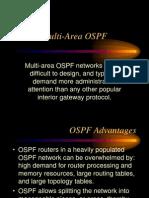 Multi AreaOSPF