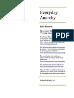 Everyday Anarchy