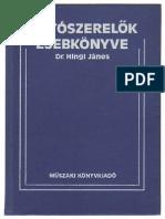 Autószerelők Zsebkönyve - Hingl János