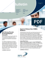 ACA Survey Reveals Evolving Employer Concerns/Agencies Release New COBRA Guidance/Consequences of Reimbursing Individual Insurance Premiums for Employees/SHOP Exchanges to Delay Employee Choice for 2015