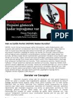 Hak ve Eşitlik Partisi (Hepar) Osman Pamukoğlu