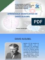 diaspositiva ausubel