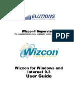 Wizcon 9.3 User Guide EN