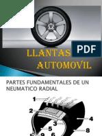 Llantas Del Automovil