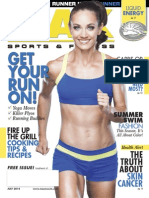 JULY 2014 ISSUE MAX SPORTS & FITNESS MAGAZINE