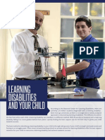 Private Boarding Schools and Learning Disabilities