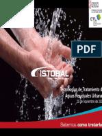 Tratamiento de Aguas Residuyales Urbanas