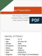 Case Presentation - CKD