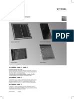 Instructiuni de Proiectare Panouri Solare Viessmann Vitosol 2008