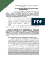Impacto de La Responsabilidad Patrimonial Del Estado en La Comisión Federal de Electricidad