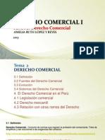 TEMA 2 - Derecho Comercial