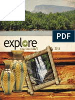 Explore the Foothills 2014 | Morganton News Herald / McDowell News