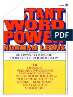 How To Read Better And Faster Norman Lewis Pdf