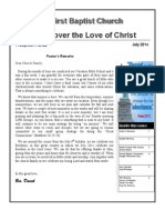 Discover the Love of Christjuly14.Publication1