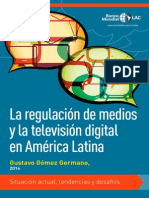 La Regulación de Medios en América Latina - Banco Mundial